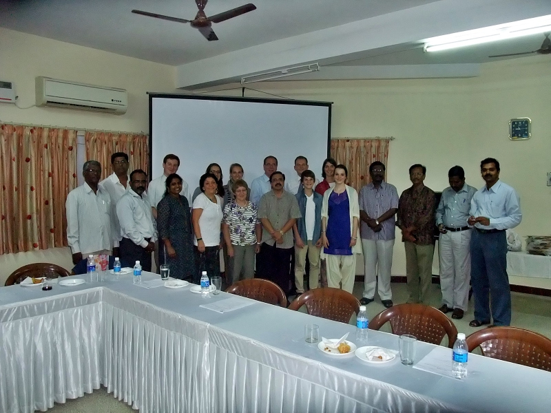 Indien: YMCA Salem
